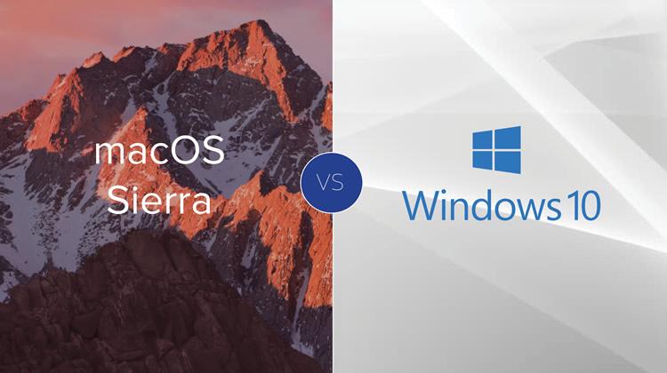windows 10 mac os sierra